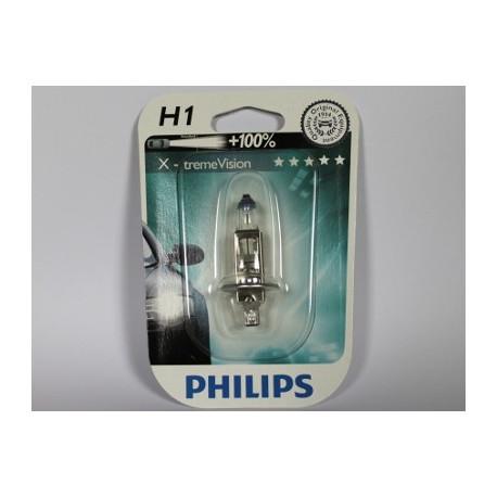 ampoule h1 philips x tremvision h1 12v 55w. Black Bedroom Furniture Sets. Home Design Ideas