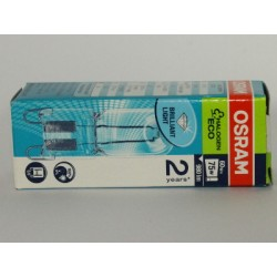 Ampoule OSRAM HALOPIN ECO G9 60W