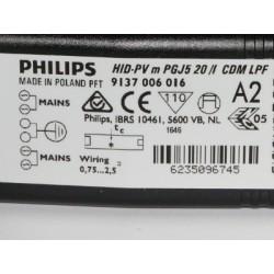 PHILIPS HID-PV m PGJ5 20/I CDM LPF