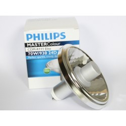 PHILIPS MASTERColour CDM-R111 70W/830 GX8.5 24D