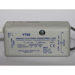 TRANSFORMATEUR 12V HALOGENE / LED 60 W