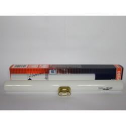 Bulb OSRAM linestra 230V 35W S14d opal