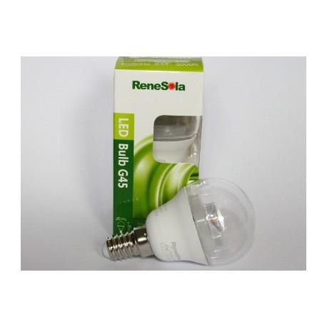 Ampoule G45 classic LED 6W 3000K