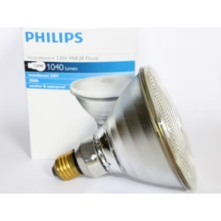PHILIPS INCANDESCENT PAR38 120W 230V FLOOD 30°