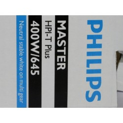 PHILIPS MASTER HPI-T PLUS 400W