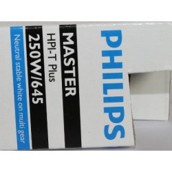 PHILIPS MASTER HPI-T PLUS 250W