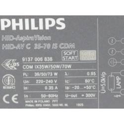 PHILIPS HID-AV 35-70 IS CDM