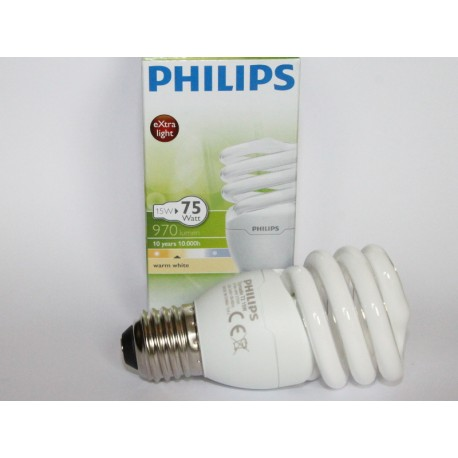 PHILIPS Tornado 15W WW 2700K WARM WHITE