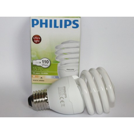 PHILIPS Tornado 23W WW 2700K WARM WHITE