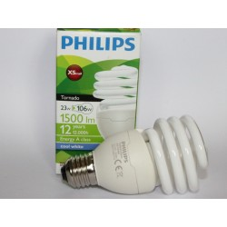 PHILIPS Tornado 23W CW 4000K COOL WHITE