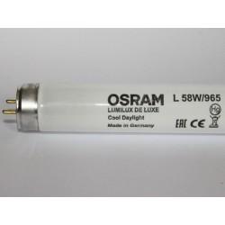 OSRAM L58W/965 LUMILUX DE LUXE Cool Daylight
