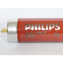 PHILIPS TL-D 18W/15 RED