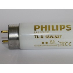 Philips Master TL-D 18W/827