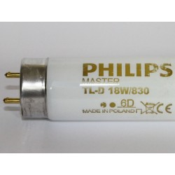 Philips Master TL-D 18W/830