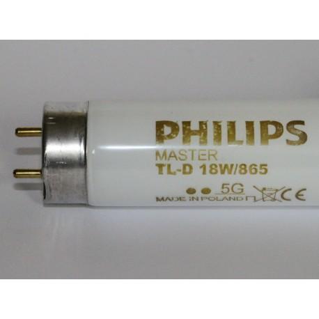 Philips Master TL-D 18W/865 (860) Super 80 Tube