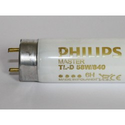 PHILIPS Master TL-D 58W/840