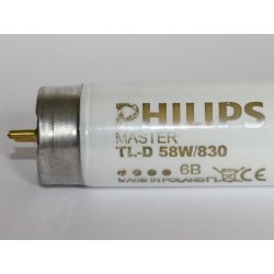 PHILIPS MASTER TL-D 58W/830