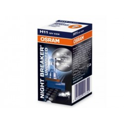 Osram Nightbreaker Unlimited 12V H11 55W 64211NBU