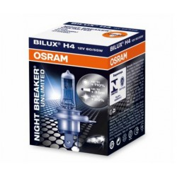 Osram Nightbreaker Unlimited 12V H4 60/55W 64193NBU