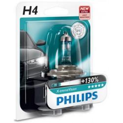 Philips H4 X-treme Vision B1 60/55W 12V P43t-38 12342XVB1