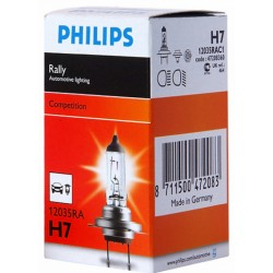 Philips H7 Rally For race only 80W 12V PX26d 12035RAC1