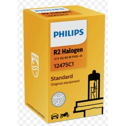 Philips R2 Visio C1 45/40W 12V P45t-41 12475C1