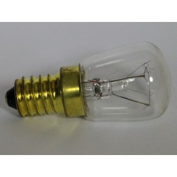 ST 26X57 MM E14 230V 15W CLEAR