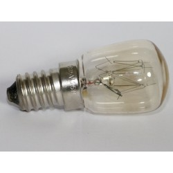 ST 26X57 MM, E14 235V 25W CLEAR