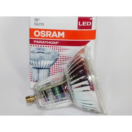 osram gu10 led 6 9w 3000k. Black Bedroom Furniture Sets. Home Design Ideas