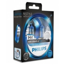 Philips ColorVision Blue H4 12V 60/55W