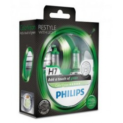 Philips ColorVision Vert H7 12V 60/55W