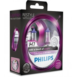 Philips ColorVision Violet H7 12V 60/55W