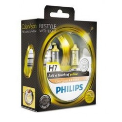 Philips ColorVision Jaune H7 12V 60/55W