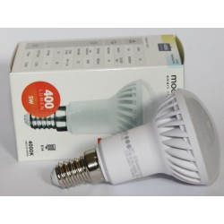 LED R50 5W/840 E14 white light