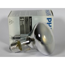 Ampoule halogène PHILIPS R80 60W 230V E27