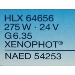 Osram Xenophot 64656 HLX 275W 24V FNT G6.35