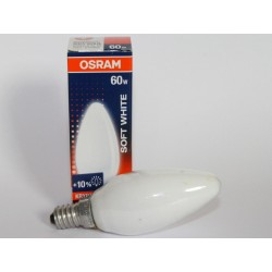 OSRAM SUPERLUX KRYPTON B SIL 60 230V E14 ITS