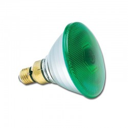 Sylvania PAR38 80W 230V E27 30° Flood GREEN