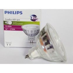 PHILIPS LED SPOT 5W 36° 2700K GU5.3 12V