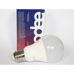 LED bulb A60 12W/827 E27 warm White