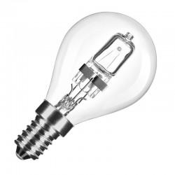 Ampoule halogène sphérique E14 28W
