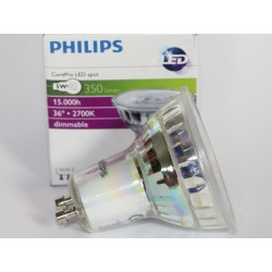 PHILIPS COREPRO LED GU10 5W 36D DIMMABLE 2700K