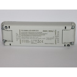 Transformateur électronique pour ruban à LED 80W 24V