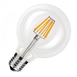 Filament LED Globe G95 8W/827 E27