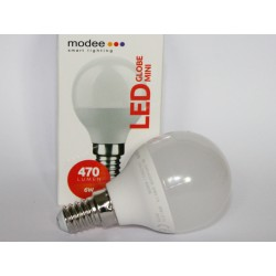 LED bulb spherical G45 6W/827 E27