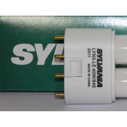 Bulb SYLVANIA LYNX LE 40W 840 2G11