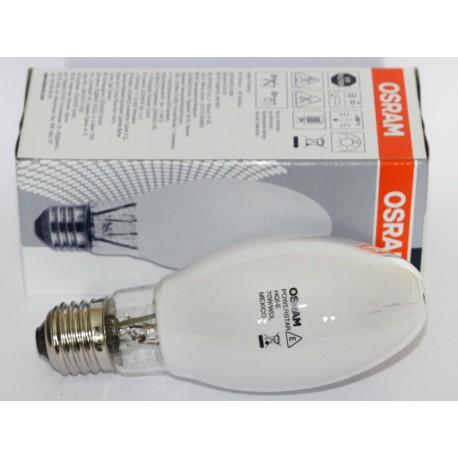 Ampoule OSRAM POWERSTAR HQI-E 70W/WDL