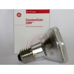 bulb GE CMH-PAR20 35W/942 E27 FL 25° constant color