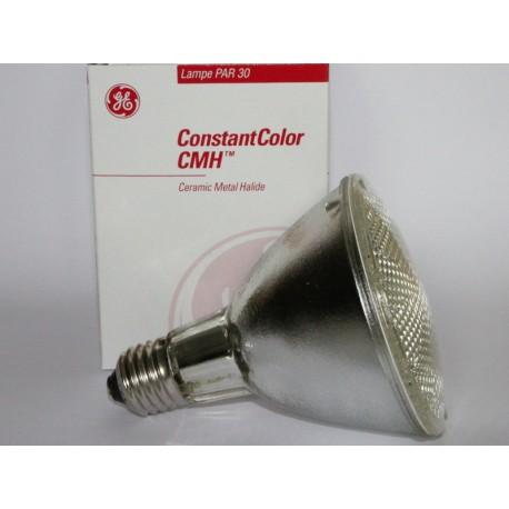 bulb GE CMH-PAR30 70W/942 E27 FL 40° constant color