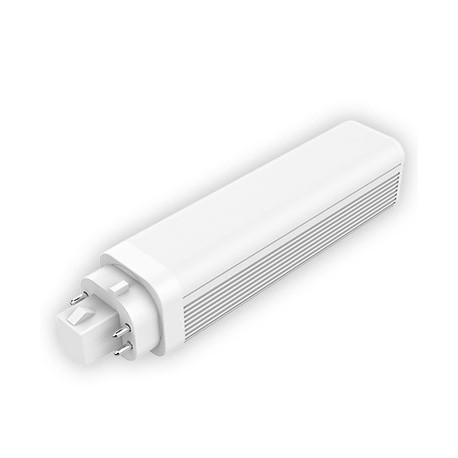 LED G24q2 7,5W 4P 830 ( 18W ) Blanc chaud